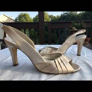 Cream Heels